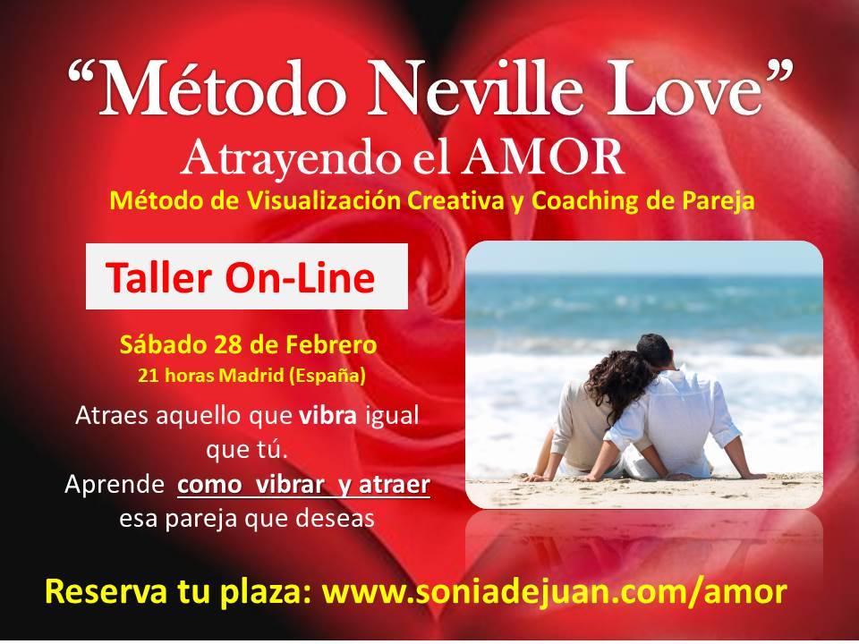 Cartel metodo neville love28