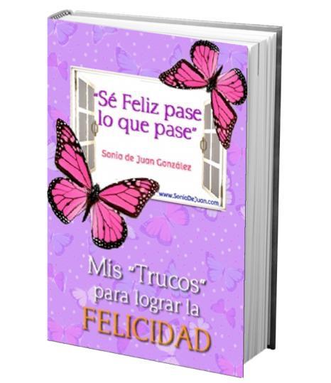 Libro Se feliz pase lo que pase
