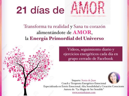 21 dias de amor